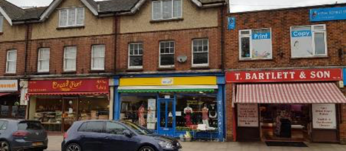 BHT act jointly in disposal of Hampshire shop