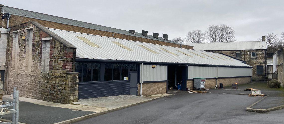 Honley - Crossley Mills Unit 2